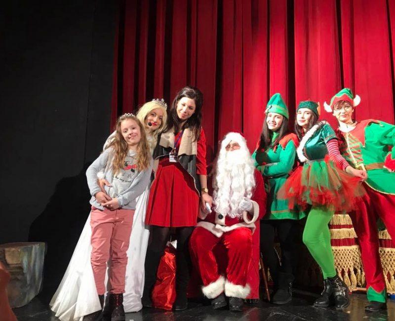Moș Crăciun vine la Transurb